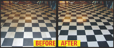 san diego linoleum, san diego vinyl, cleaning stripping waxing, polishing