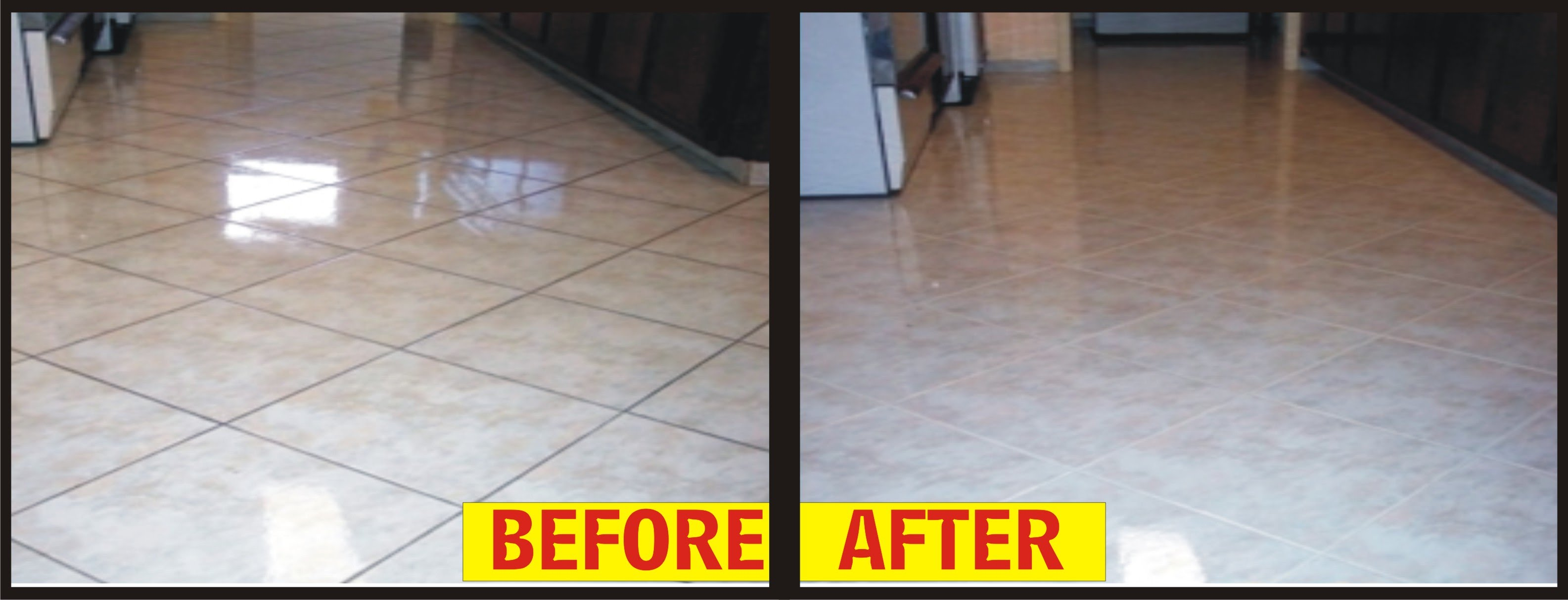How To Clean Sticky Tile Floors